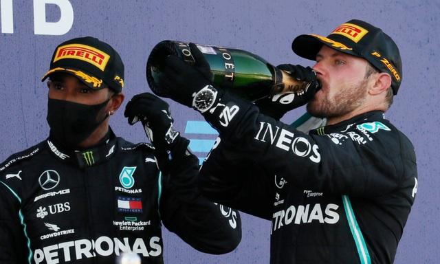 Russian Grand Prix 2020: Hamilton sảy chân, ai chớp được cơ hội? - 10