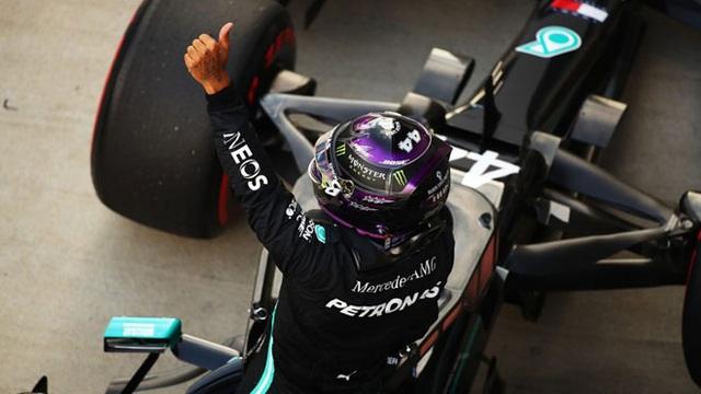Russian Grand Prix 2020: Hamilton sảy chân, ai chớp được cơ hội? - 2