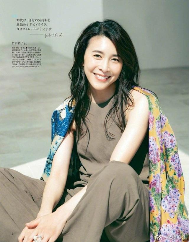 """Yuko Takeuchi: """"Nữ hoàng nước mắt Nhật bản"""" qua đời sau 8 tháng sinh con - 7"""