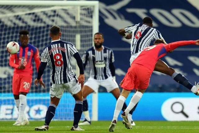 Chelsea thoát thua trước West Brom sau khi bị dẫn ba bàn - 2