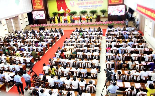 Phó Chủ tịch nước dự Đại hội thi đua yêu nước tỉnh Quảng Nam - 1