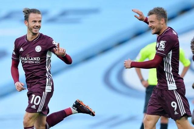 Nhìn lại thất bại đắng ngắt của Man City trước Leicester - 16