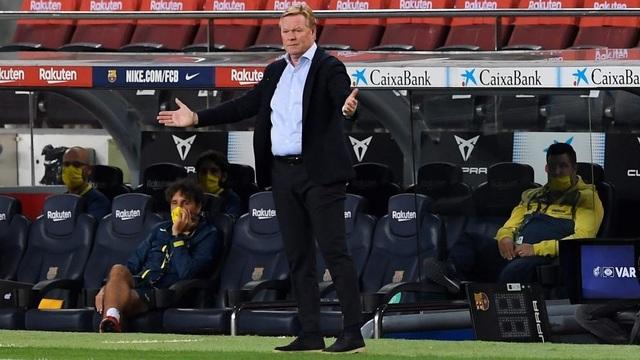 Nc247info tổng hợp: HLV Ronald Koeman nói gì sau chiến thắng đậm của Barcelona?