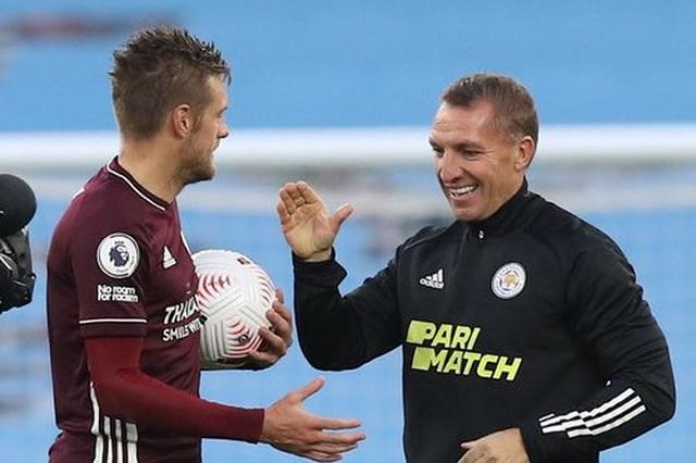 Nhìn lại thất bại đắng ngắt của Man City trước Leicester - 21