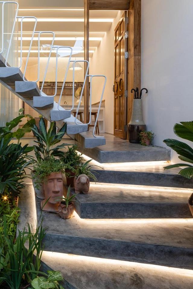 Ngôi nhà có khu vườn treo độc đáo khiến gia chủ ở nhà cả ngày không chán - 5