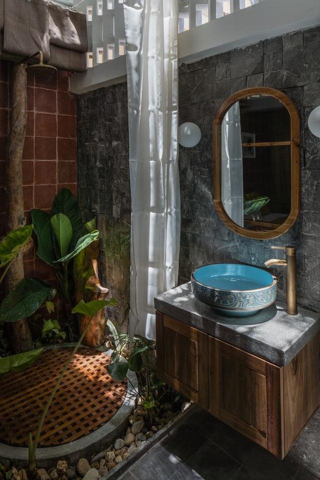 Ngôi nhà có khu vườn treo độc đáo khiến gia chủ ở nhà cả ngày không chán - 11