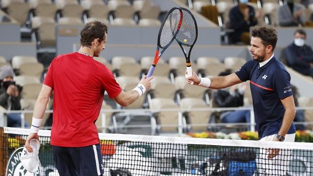 Roland Garros 2020: Andy Murray và tay vợt gốc Việt sớm bị loại - 1