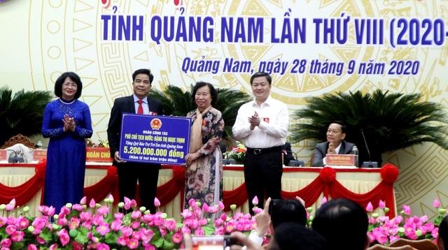 Phó Chủ tịch nước dự Đại hội thi đua yêu nước tỉnh Quảng Nam - 3