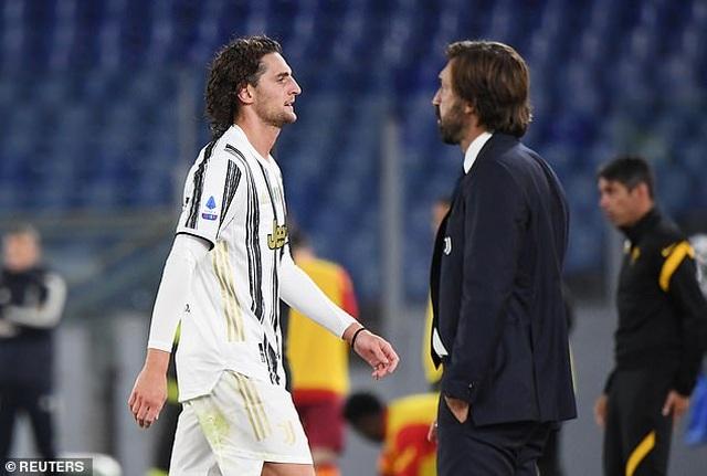 C.Ronaldo lập cú đúp, Juventus thoát thua trong thế thiếu người - 3