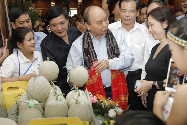 Thủ tướng đối thoại với nông dân để tháo gỡ khó khăn cho sản xuất - 3
