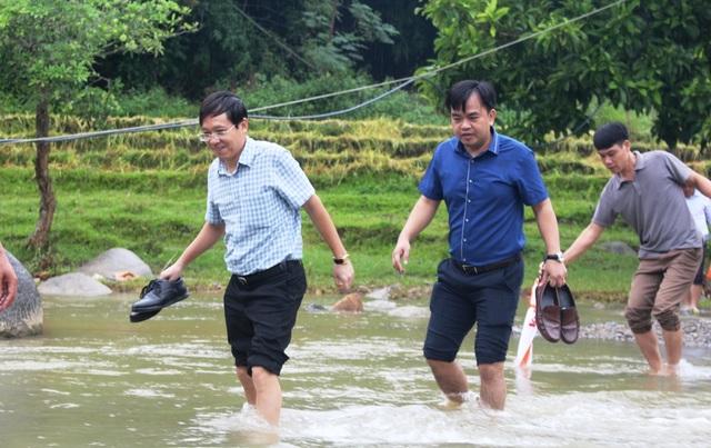 Phấn chấn ngày khởi công cầu Dân trí thứ 18 tại vùng biên giới Nghệ An - 7