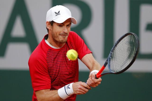 Roland Garros 2020: Andy Murray và tay vợt gốc Việt sớm bị loại - 2