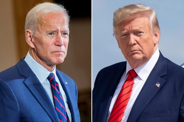 """Ba khía cạnh rất được chú ý trong """"màn so găng"""" đầu tiên giữa Trump - Biden  - 1"""