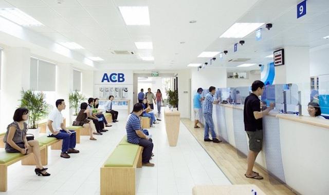 ACB thu hút khách hàng bằng chính sách tối đa hóa lợi ích - 1