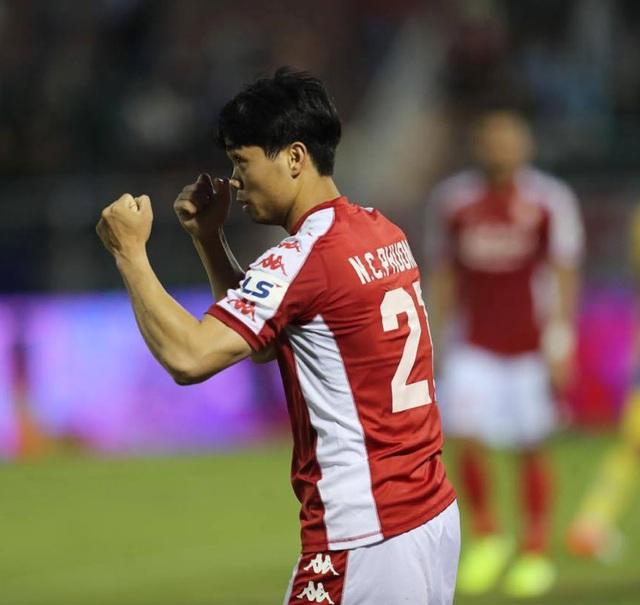 Các ngôi sao tranh vô địch V-League: Đội tuyển Việt Nam hưởng lợi - 2