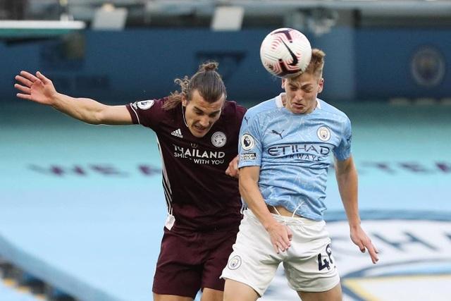 Nhìn lại thất bại đắng ngắt của Man City trước Leicester - 12