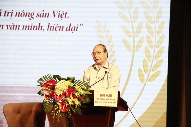 Thủ tướng đối thoại với nông dân để tháo gỡ khó khăn cho sản xuất - 4