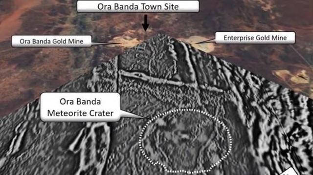 Tìm thấy miệng núi lửa 100 triệu năm tuổi cực lớn - 1