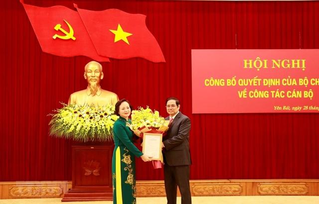 Tân Thứ trưởng Phạm Thị Thanh Trà làm Phó Trưởng Ban Tổ chức Trung ương - 1