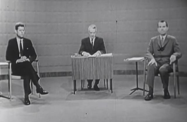 Những màn đấu khẩu trong tranh luận tổng thống Mỹ - 1