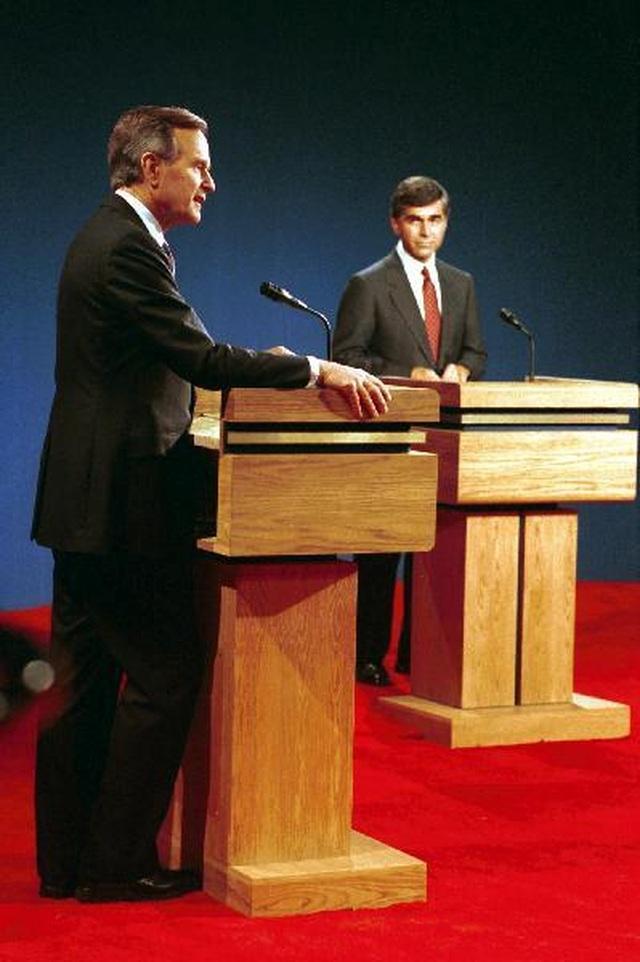 Những màn đấu khẩu trong tranh luận tổng thống Mỹ - 5