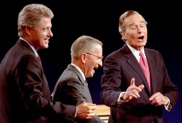 Những màn đấu khẩu trong tranh luận tổng thống Mỹ - 6