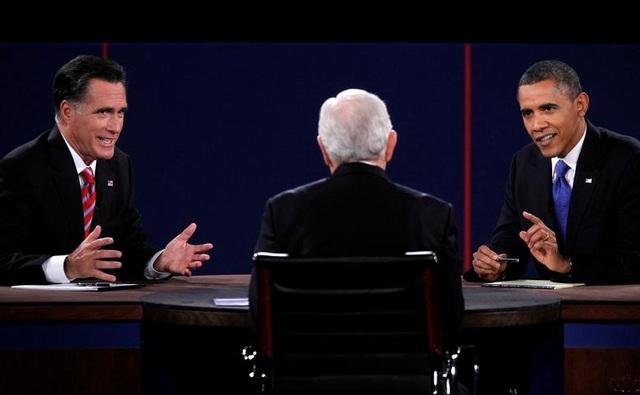 Những màn đấu khẩu trong tranh luận tổng thống Mỹ - 11