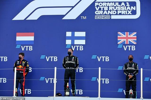 Russian Grand Prix 2020: Hamilton sảy chân, ai chớp được cơ hội? - 12
