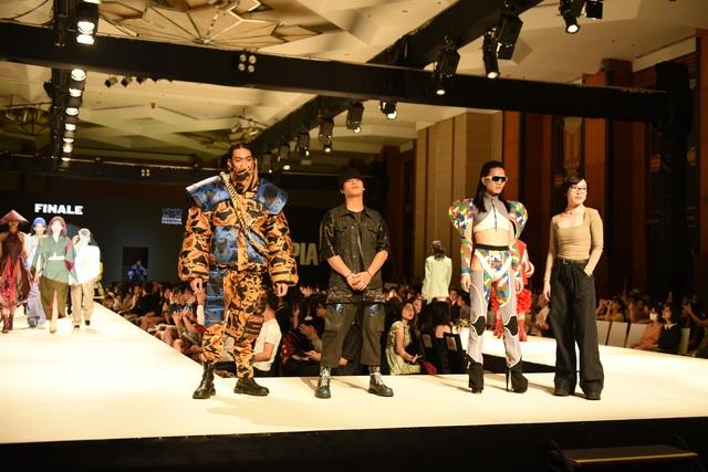 Quỳnh Anh Shyn, Quỳnh Lương lên đồ sang chảnh dự show thời trang sinh viên - 11
