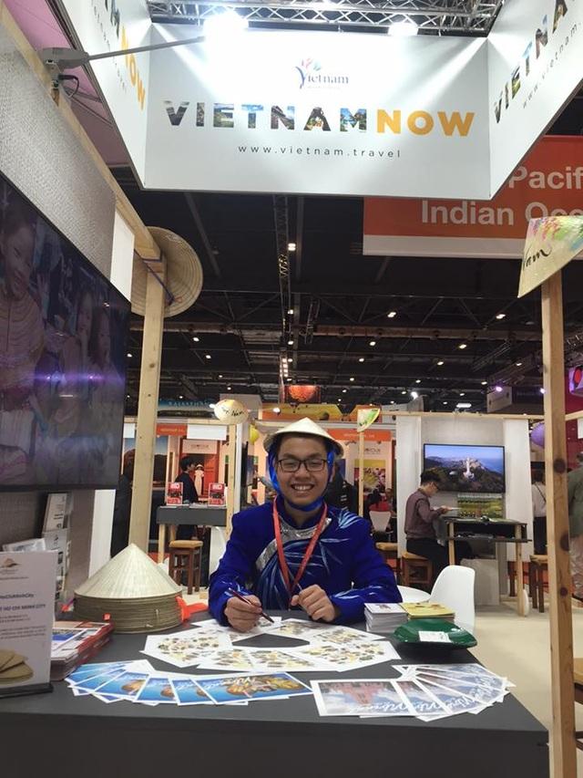 Thạc sĩ 9X Việt giành học bổng tiến sĩ toàn phần ở Tây Âu - 3