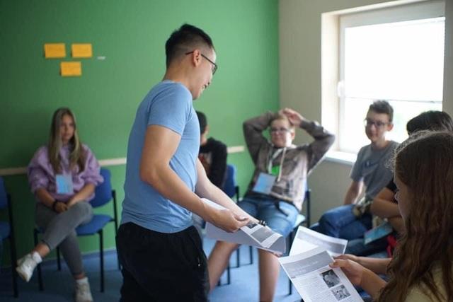 Thạc sĩ 9X Việt giành học bổng tiến sĩ toàn phần ở Tây Âu - 5