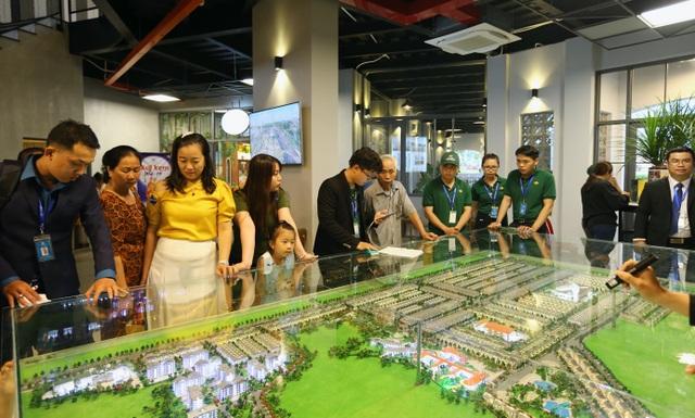 Chính thức khánh thành khu kinh tế đêm đầu tiên tại thành phố Đồng Xoài - 3