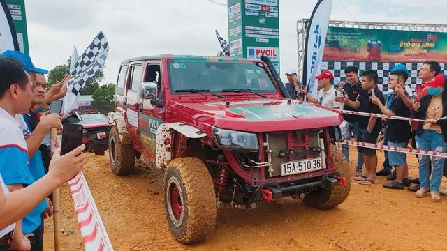 Xe Trung Quốc lên ngôi tại giải off-road lớn nhất Việt Nam - 1