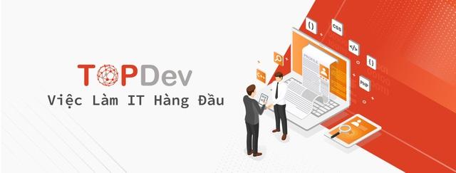 TopDev - Nền tảng tuyển dụng IT hàng đầu Việt Nam - 2