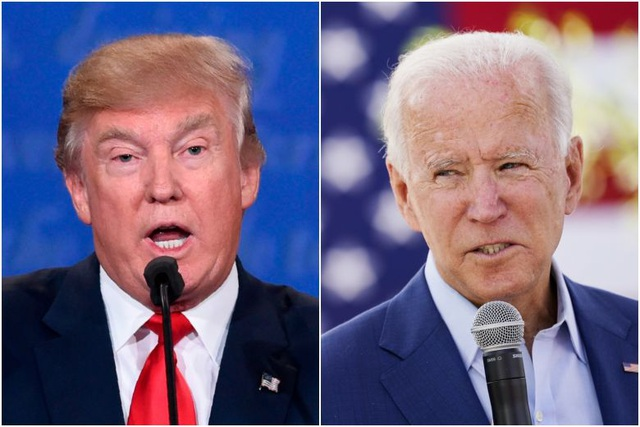 Ông Trump thách ông Biden xét nghiệm ma túy trước hoặc sau tranh luận - 1