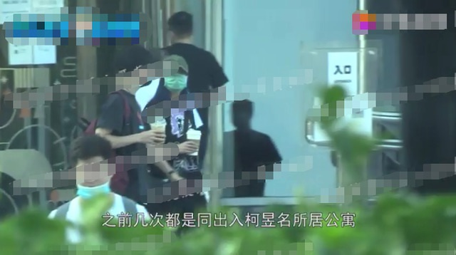 Triệu Vy và tình tin đồn kém tuổi bị bắt gặp về nhà riêng - 10