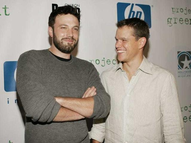 Tình bạn bền chặt hiếm có của hai tài tử Ben Affleck và Matt Damon - 2