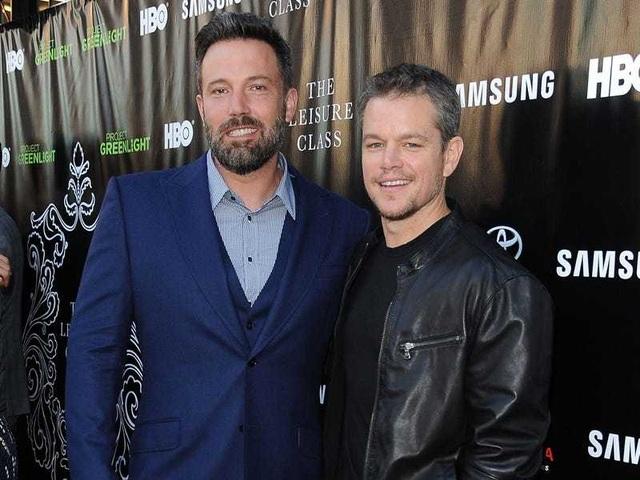 Tình bạn bền chặt hiếm có của hai tài tử Ben Affleck và Matt Damon - 15