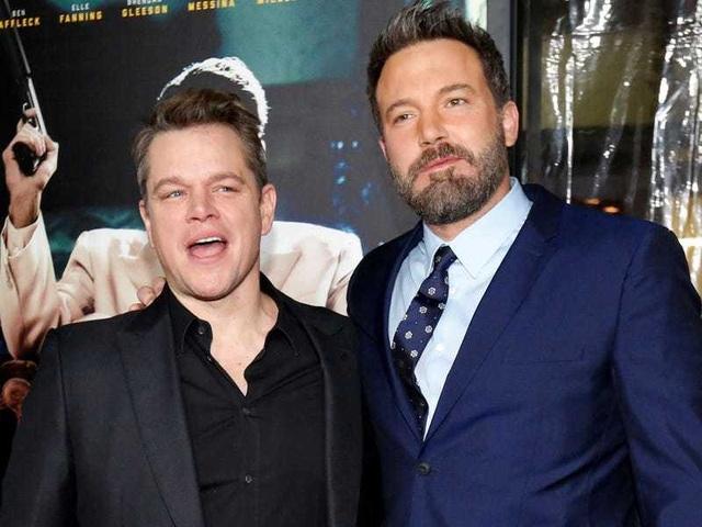Tình bạn bền chặt hiếm có của hai tài tử Ben Affleck và Matt Damon - 16