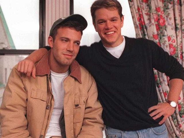 Tình bạn bền chặt hiếm có của hai tài tử Ben Affleck và Matt Damon - 7