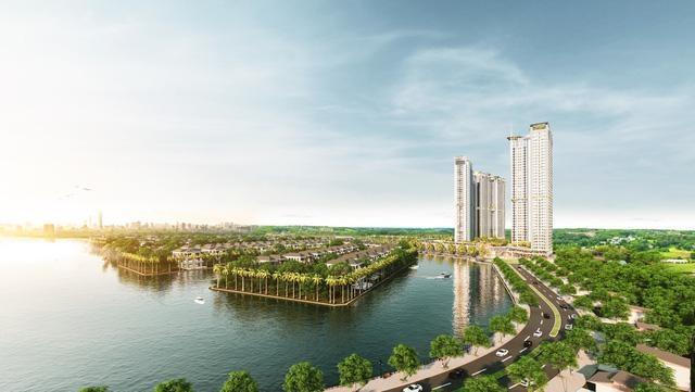 """Thị trường bất động sản Hà Nội """"nóng"""" trong những tháng cuối năm - 4"""