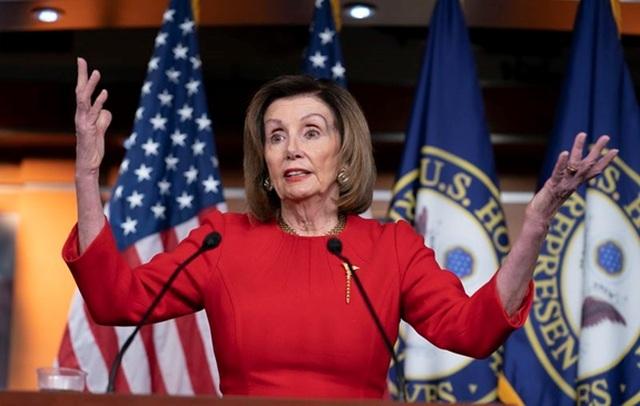 Hạ viện Mỹ đề xuất chi 2.200 tỷ USD ứng phó Covid-19 - 1