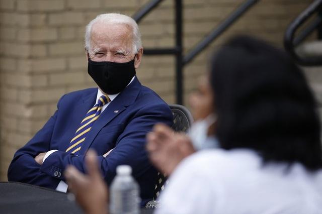 Trump - Biden tranh luận gay gắt, liên tục ngắt lời nhau - 5