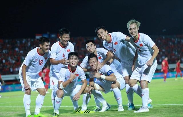 Đội tuyển Việt Nam tập trung nhiều đợt trong năm 2021 - 1
