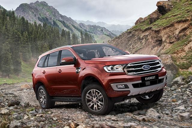 Triệu hồi 2.470 xe Ford Ranger, Everest tại Việt Nam để cập nhật phần mềm - 1