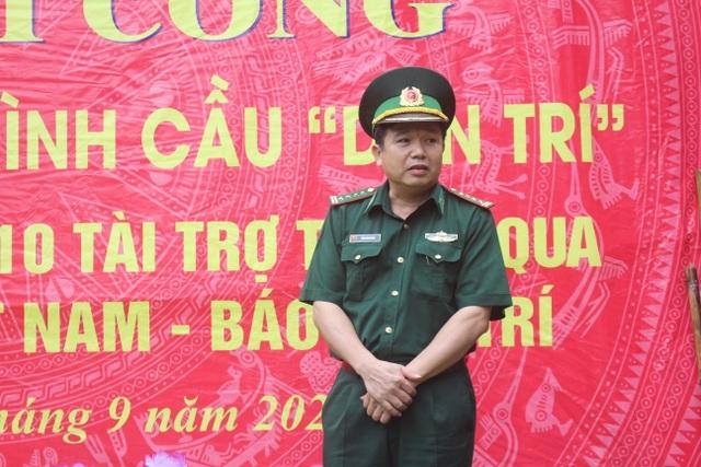 Phấn chấn ngày khởi công cầu Dân trí thứ 18 tại vùng biên giới Nghệ An - 2