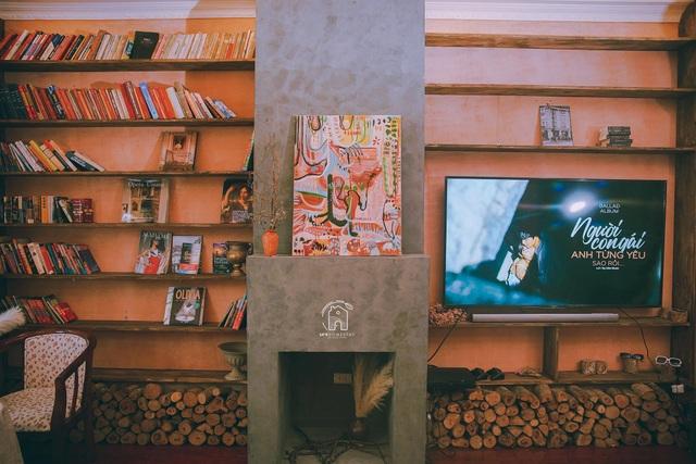 Vi vu trời Tây trong ngôi nhà 4 tầng đa phong cách ở Hà Nội - 6