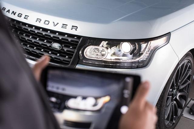 Chương trình khuyến mãi dịch vụ mùa Thu của Jaguar Land Rover Việt Nam - 2