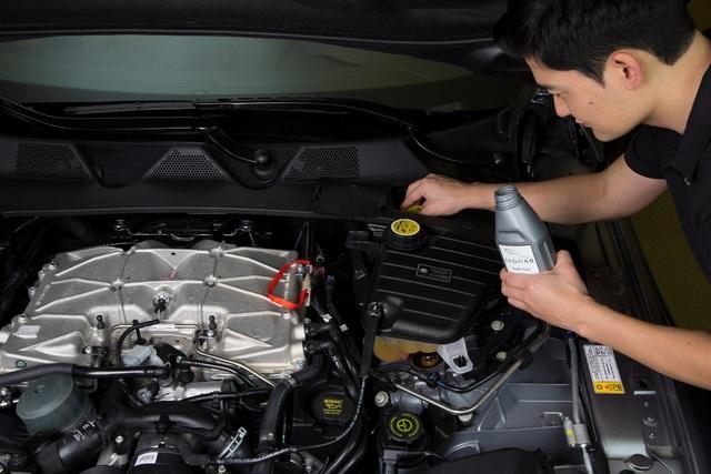 Chương trình khuyến mãi dịch vụ mùa Thu của Jaguar Land Rover Việt Nam - 4