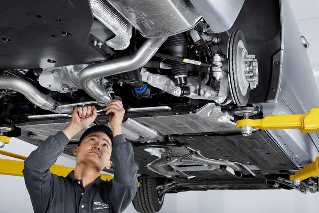 Chương trình khuyến mãi dịch vụ mùa Thu của Jaguar Land Rover Việt Nam - 5